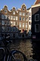 Bike and Amsterdam Canal