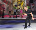 The supporting cast with Elvis Stojko at the CNE.