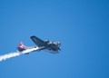 B-17 fly by