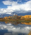 Oxbow Bend Grand Teton NP