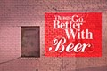 Things go better with Beer_