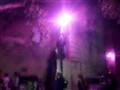 Arles at night
