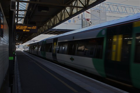 08.13 To East Croydon