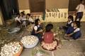 activities at class room backyard,Seva gram,Wardha,Maharashtra,India