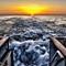 SUNSET ON THE AEGEAN SEA. fSun & Sea Challenge IMG_0623