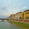 Arno River. Florence, Italy