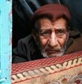 Old man, Taiz, Yemen