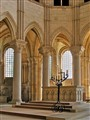 Vézelay Abbey - assembly point for the third Crusade
