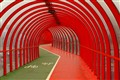 A tunnel in Glasgow