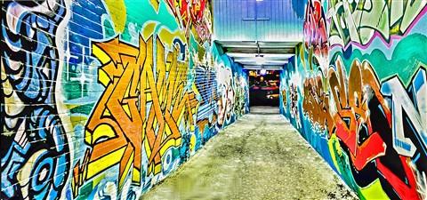 Passageway..
