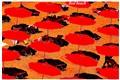 Red  Ambrellas