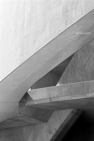 Valencia: Palau de les Arts Reina Sofia - Walkway