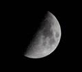 Moon - Argyll & Bute, Scotland