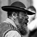 a gypsy man