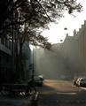 041 B45 hoogte kadaijk morning mist