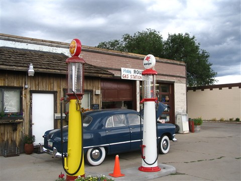 Willians Gas Station 2006