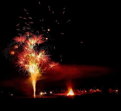 First Firework