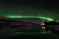 Thingvellir Aurora