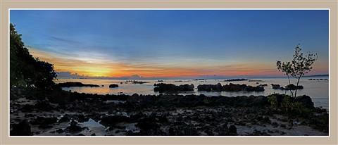 Sunrise at Cocais