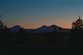 ThreeSisters at dusk