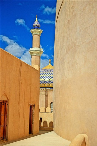 Nizwa Mosque & Tower