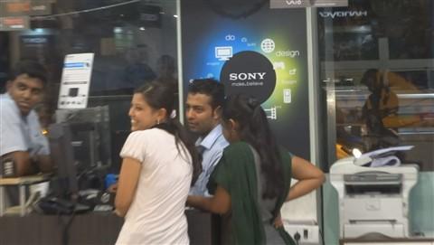 Sony HX20V Video