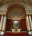 Catherine The Great's Throne Room