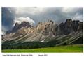Puez-Odle NP, Dolomites, Italy