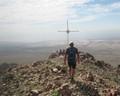 Chocolate Mountain Summit