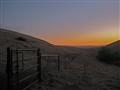 Brushy Peak Sunset
