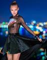 Model Stefaniya Makarova for Designer Olga Papkovitch and The PopImpressKA Journal Fashion Magazine - Photography by Tony Filson for KissMyKite