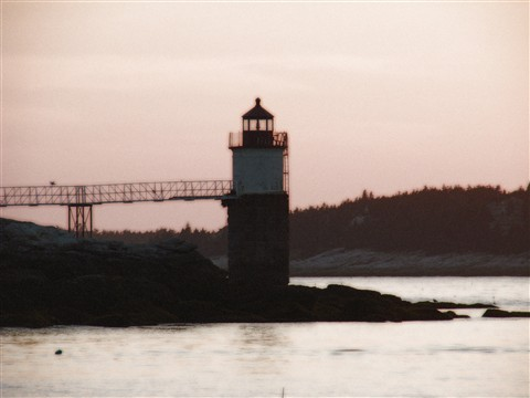 Boothbay Harbor Light