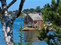Fishing Shack Bailey's Island Maine v2
