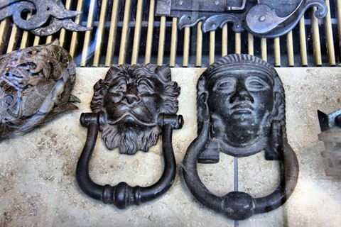 Antique door knockers for sale