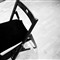 Chair without sleeping cat 31200