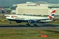 Landing at Heathrow