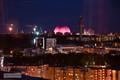 Stockholm, the Globe