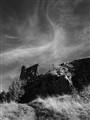Apcher's castle's ruins