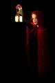 Girl with lantern
