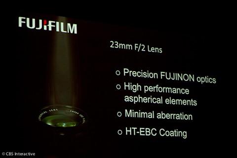 X100S - 23mm F_2 Lens