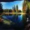 Nature Panoramic Images by Mark Seibold