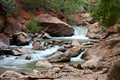 Waterfall, Zion National Park