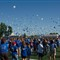 Memorial Balloon Launch