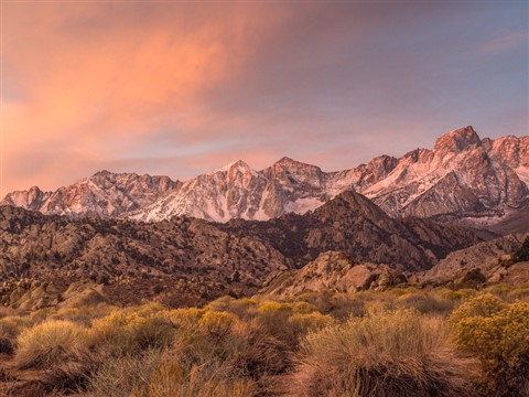 sunrise, alabama hills (1 of 1)