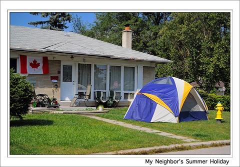My Neighbor's Summer Holiday