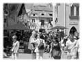 Summer City Street Scene