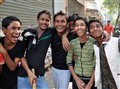 Teenagers in Kolkata