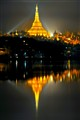 The Shwedagon Pagoda, Yangon, Myanmar