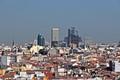 Madrid - Tallest buildings