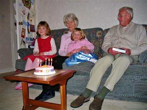 Christmas Day 2007